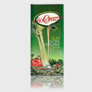 oev italiano 5l 300x300 - Latta da 5 Litri, Olio extra vergine estratto a freddo