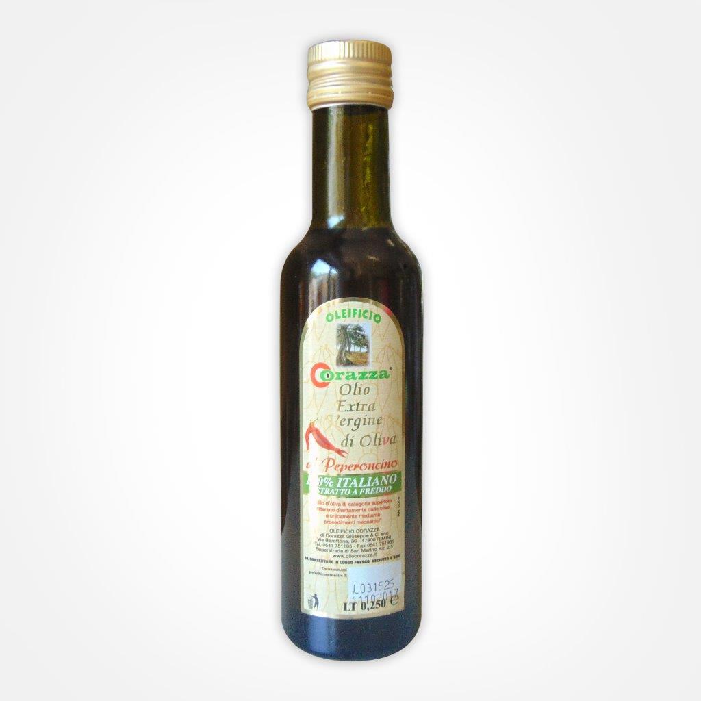 DSC01239 - Olio al Peperoncino da 0.250 lt., extra vergine estratto a freddo