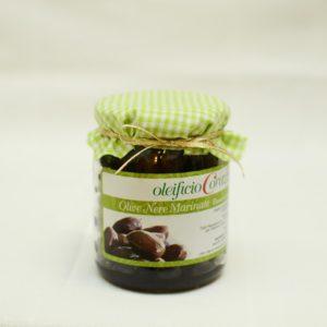 1 1 300x300 - Olive Nere Marinate - g 320