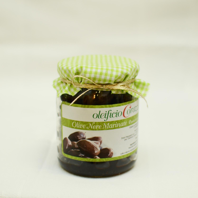 1 1 - Olive Nere Marinate - g 320