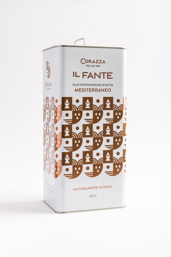 "IMG 0013 600x900 - Olio extravergine di oliva ""il Fante"" - Latta 5L"