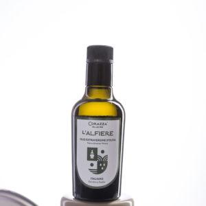 "IMG 0058 2ok 300x300 - Olio extravergine di oliva ""Alfiere"" - Bottiglia 0,250L"