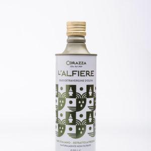 """IMG 0109 300x300 - Olio extravergine di oliva """"Alfiere"""" - latta 0,50L"""