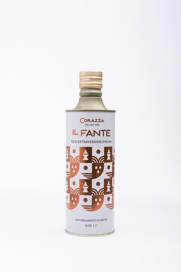 "IMG 0112 600x900 - Olio extravergine di oliva ""il Fante"" - latta 0,5L"