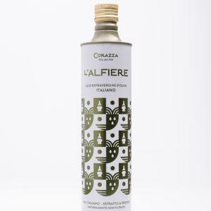 """IMG 0124 300x300 - Olio extravergine di oliva """"Alfiere"""" - latta 0,75L"""